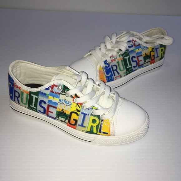 unknown Shoes | Cruise Girl Lowtop